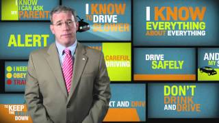 Attorney General Jeff Chiesa for Teen Driver Safety