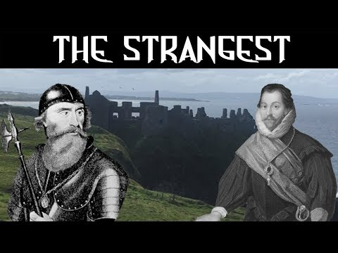 Haunted: Castles of Northern Ireland