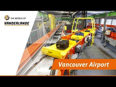 The World of Vanderlande: Vancouver Airport