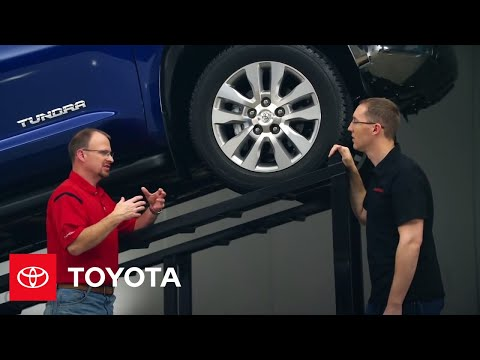 Tundra Design: Downhill Assist Control & Limited Slip Differential | 2014 Tundra | Toyota