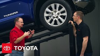 Tundra Design: Downhill Assist Control & Limited Slip Differential | 2014 Toyota Tundra
