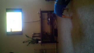 Andy Break Dancing
