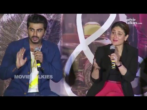 Ki & Ka TRAILER 2016 Launch | Arjun Kapoor, Kareena Kapoor