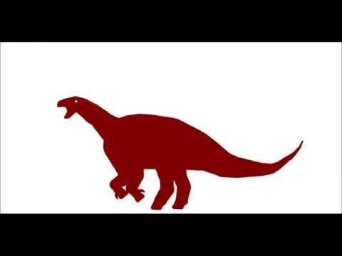 PPBA Parasaurolophus vs Iguanodon