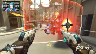 DoDgEr LoSeS iT OVERWATCH STYLE!