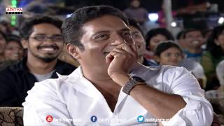 Getup Srinu Funny Imitating Prakash Raj At Andhra Pori Audio Launch || Aakash Puri, Ulka Gupta