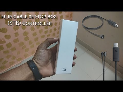 How To Setup The Mi IR Cable Set top box STB Controller 📺