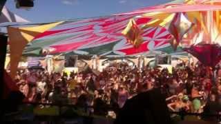 GOASIA vs FILTERIA vs MAN WITH NO NAME live at Antaris Project 2013 - GOA POWER