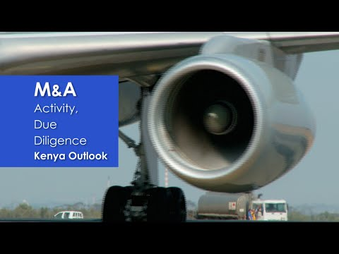 Mergers & Acquisitions in Kenya – A Lot is Happening