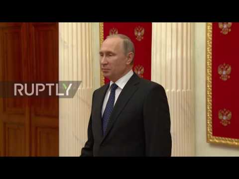 Russia: EP 'propaganda' resolution hails degradation of Western democracy - Putin