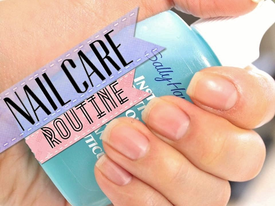 Nail Care Routine & How-to Cuticle Care - YouTube