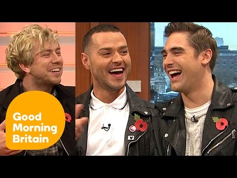 Busted Discuss Making A Comeback And Their Reunion | Good Morning Britain