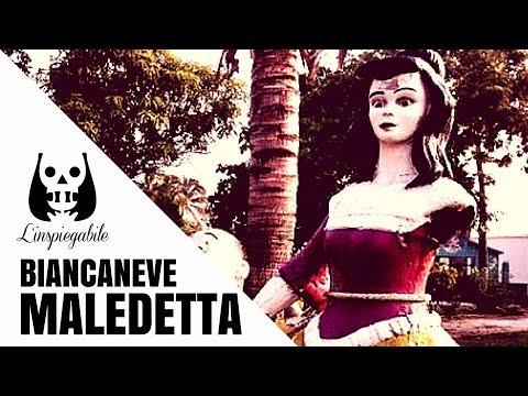 La Biancaneve maledetta del parco di divertimenti di Veracruz