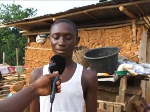OBED THE LIVESTOCK FARMER - GHANA