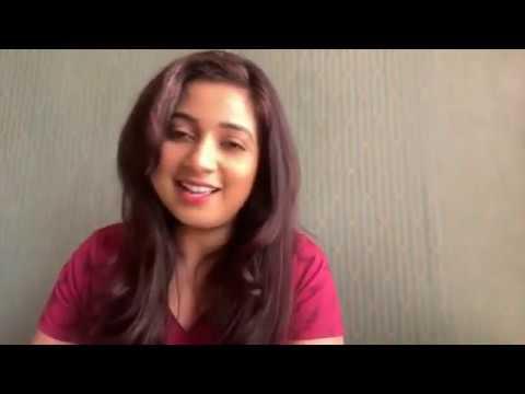 Ghar More Pardesiya Unplugged Shreya Ghoshal Singing Ghar More Pardesiya  #stayathome