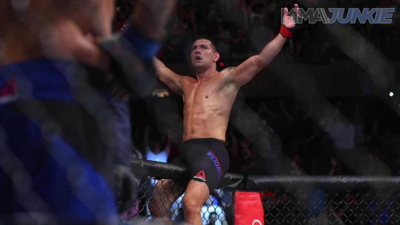 Sean Shelby's shoes: What is next for Chris Weidman?