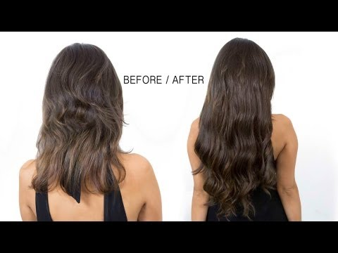 How are hair extensions put in the best hair 2017 how to put in weft hair extensions by jug fawesome tv pmusecretfo Gallery
