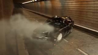 Princess Diana Car Crash (Official Video Clip)