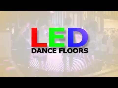 Colour Commander LED Dance Floors for Hire Dartford, Bromley, Kent & London Power Sounds Discos And