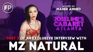 Joseline's Cabaret Atlanta - Mz. Natural talks drama w/ Joseline & Yummy P, Reun