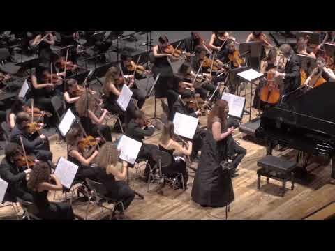 Concerto dell'Orchestra del Conservatorio Paganini - Carlo Felice, 2017