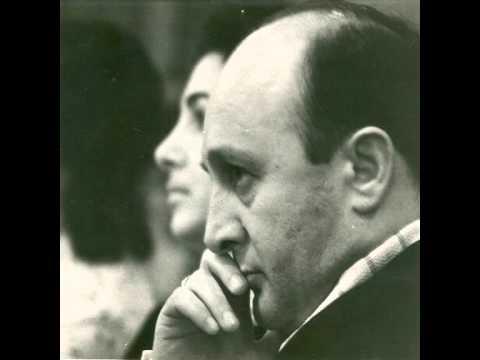 """Fikrət Əmirov - """"Mən səni araram"""". İfa edir - Gülağa Məmmədov"""