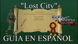 [OSRS] Lost City (Español)