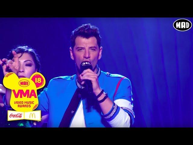 Σάκης Ρουβάς - Καλημέρα |  Mad VMA 2018 by Coca-Cola & McDonald's