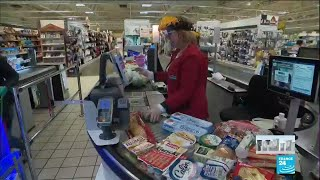 Coronavirus outbreak: Supermarket workers among those on the frontline of the crisis