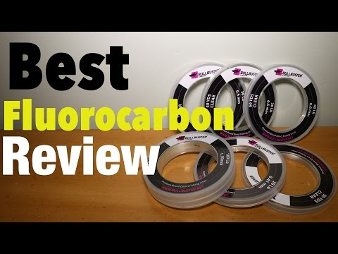 What Is The Best Fluorocarbon???  (Tackle Tuesday #23)