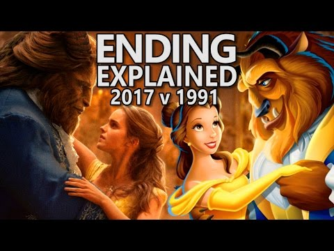 Thumbnail: Disney's Beauty And The Beast Ending Explained - Major Differences/Comparison Between 2017 vs 1991