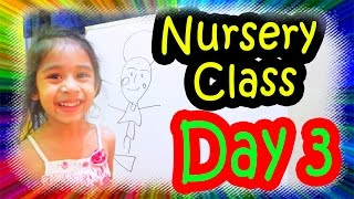 Nursery class | Day 3 | Early Childhood Education | Toppa