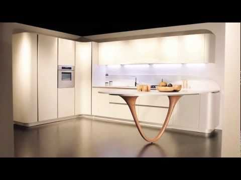 Italiaanse design keuken bij de snaidero concept store youtube for Design keukens