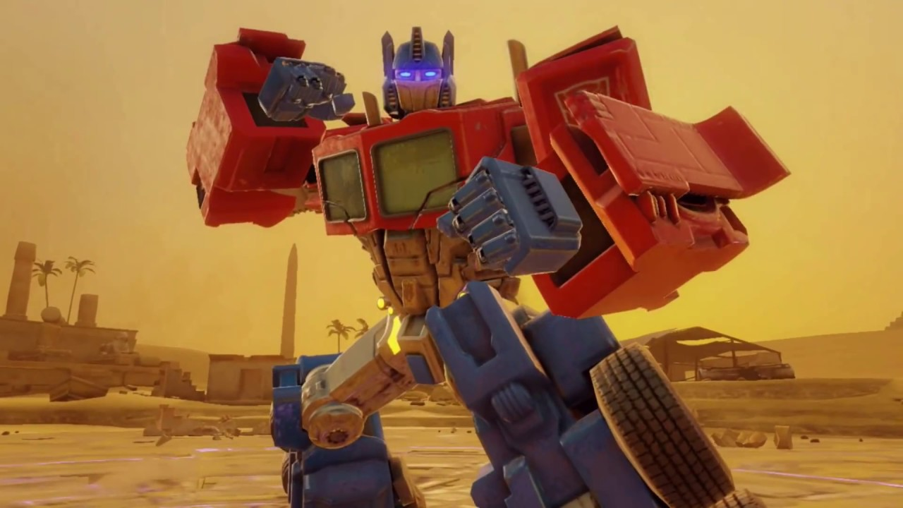 Game Robot Biến Hình Đại Chiến #1   TRANSFORMERS: Forged to Fight   Kiều Hương