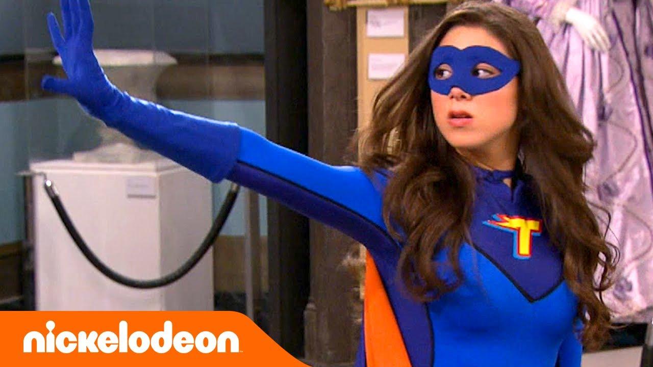 The Thundermans | Nickelodeon Arabia | فتاة الرعد | آل ثاندرمان