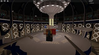 "ROBLOX ""Neon TARDIS Construction"" (by Lord_Hagenost)"