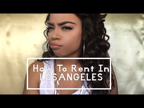 How-To Rent an APARTMENT in LA | #Los Angeles #Series