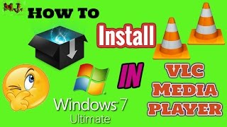 How to install vlc media player on windows 7