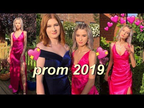 Download BRITISH PROM 2019 - GRWM & VLOG💗💓💞💘💖