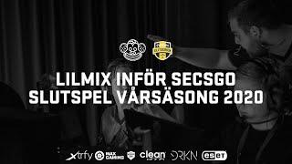 Lilmix inför Svenska Elitserien Vårsäsong 2020 Slutspel