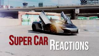 Are you curious to know what it is like driving a McLaren supercar ...