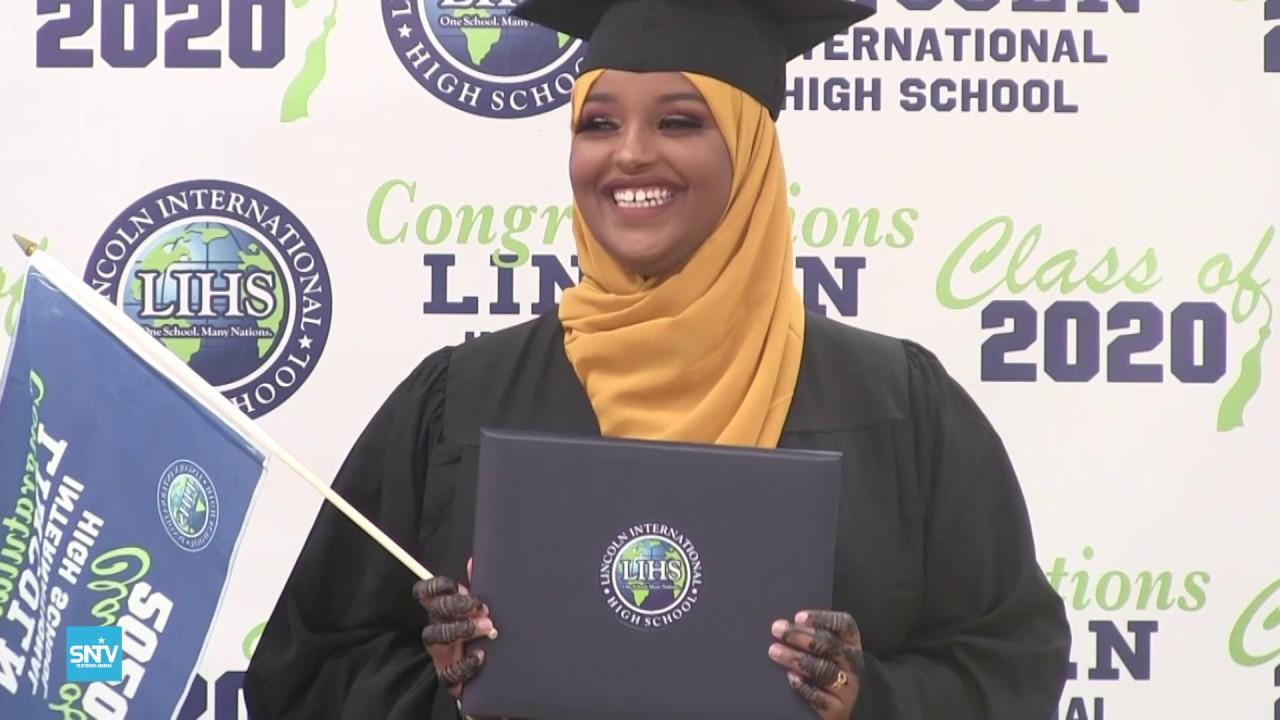 Lincoln Graduation 2020