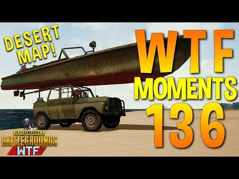 PUBG WTF Funny Moments Highlights Ep 136 (playerunknown's battlegrounds Plays) thumbnail