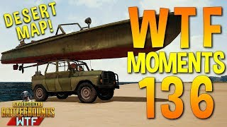 PUBG WTF Funny Moments Highlights Ep 136 (playerunknown's battlegrounds Plays)