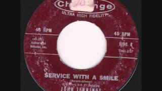 Kuf Linx - Service With A Smile.