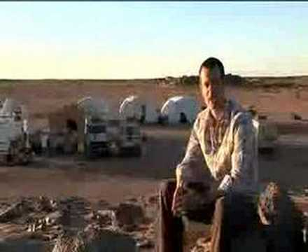 Landmine Action in Western Sahara