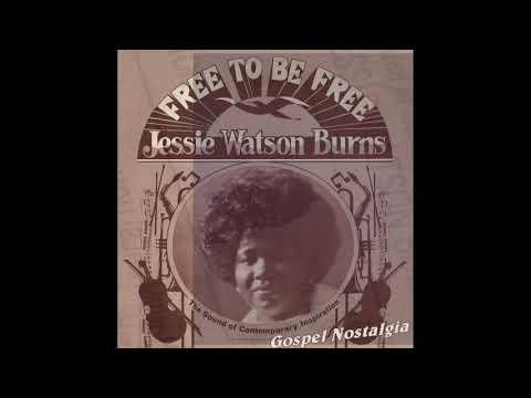 """My Soul Is Anchored"" (1979) Jessie Watson Burns"