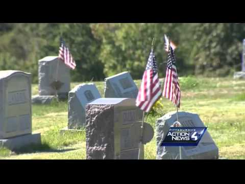 Charleroi man charged with theft of $28,000 trust fund to maintain cemetery