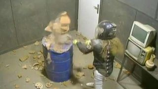 Rage rooms let participants smash items to relieve stress