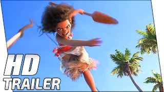 Disney MOANA Official Teaser Trailer HD